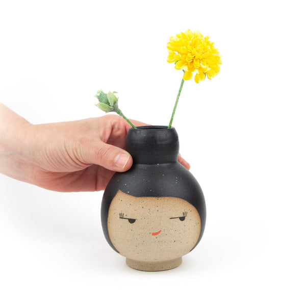 Side-Eye Buddy Vase