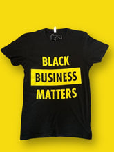 Load image into Gallery viewer, Black Business Matters (Yellow)