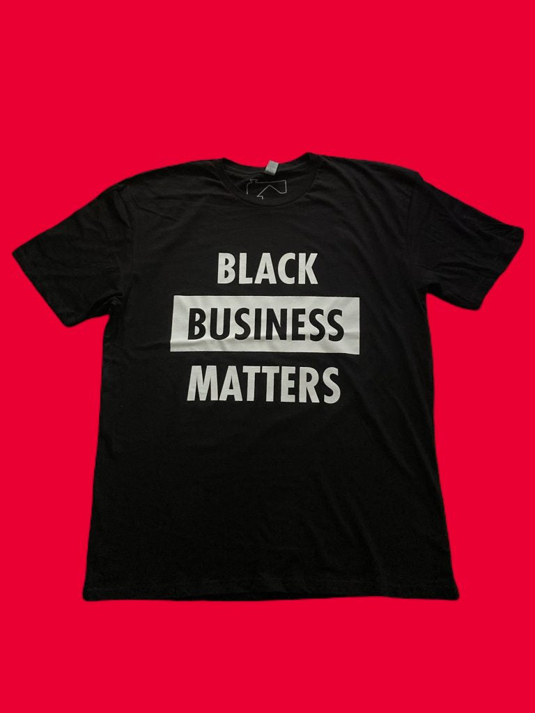 Black Business Matters Tee