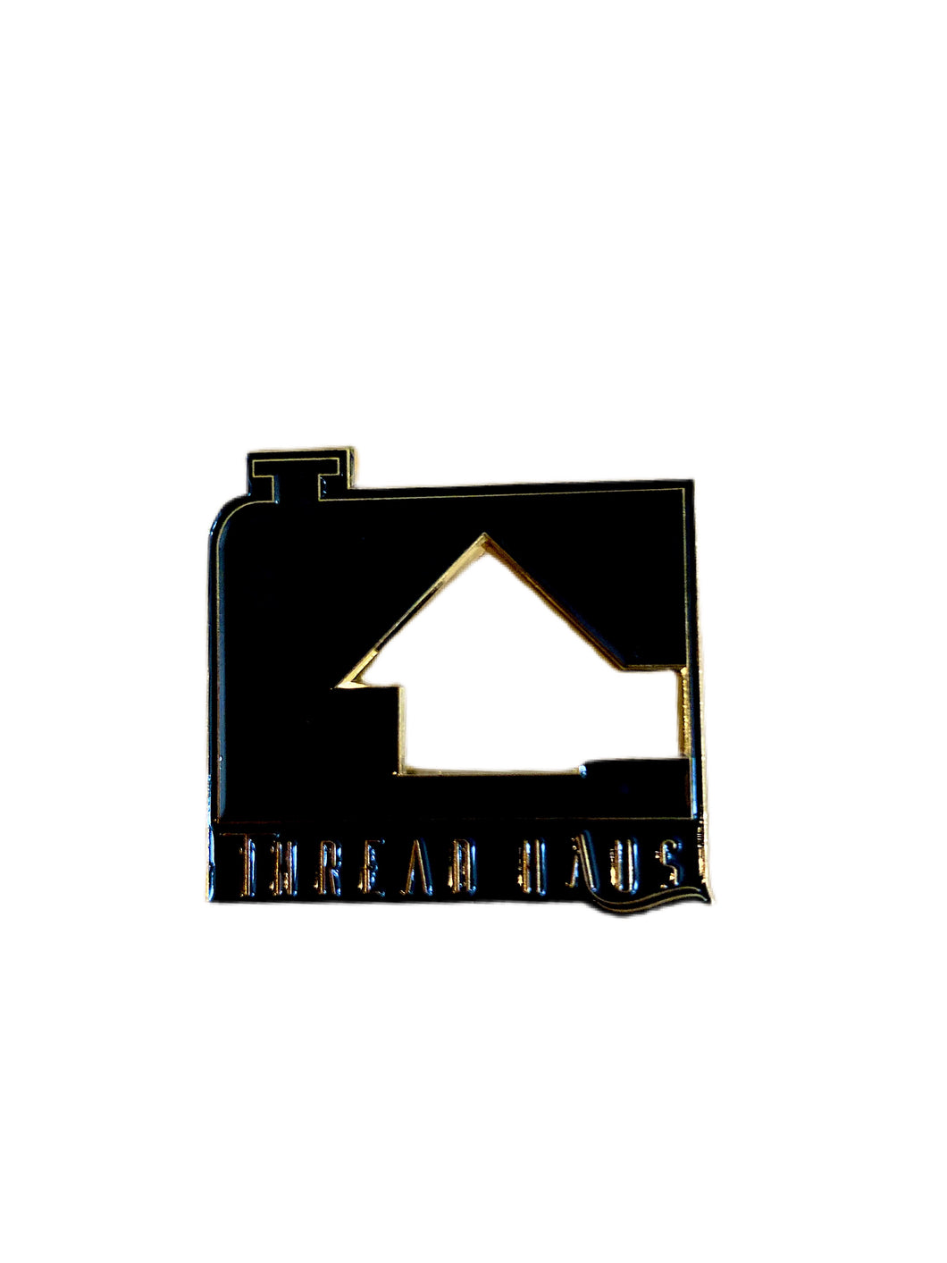 Thread Haus Gold Pendant