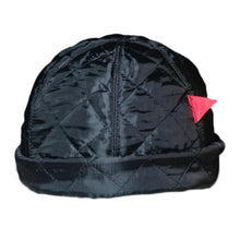Load image into Gallery viewer, Black Quilted CrewCap [OG]