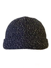 Load image into Gallery viewer, Navy Speckled Knit CrewCap [OG]