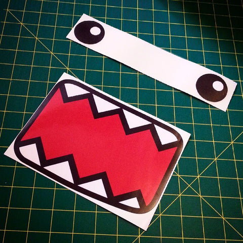 Domokun Cube Fuel Flap Cover