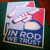 Inanimate Carbon Rod Poster