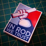 Inanimate Carbon Rod sticker