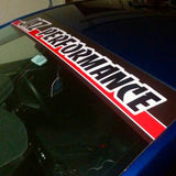Windscreen Banners