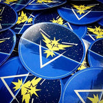 Team Instinct sticker