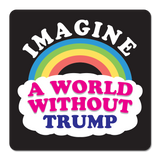 Imagine a world without...