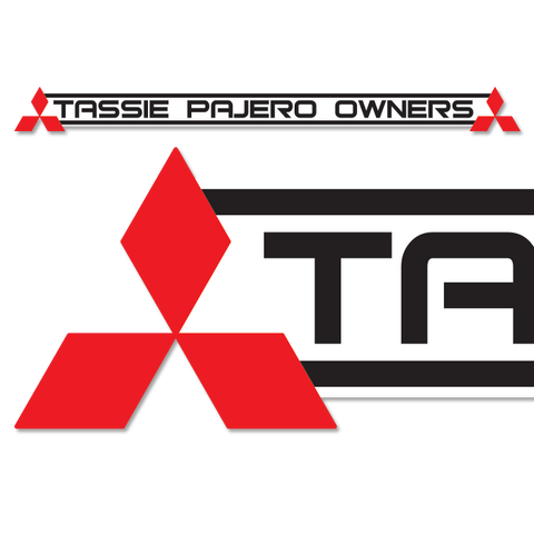 Tassie Pajero Owners Banner
