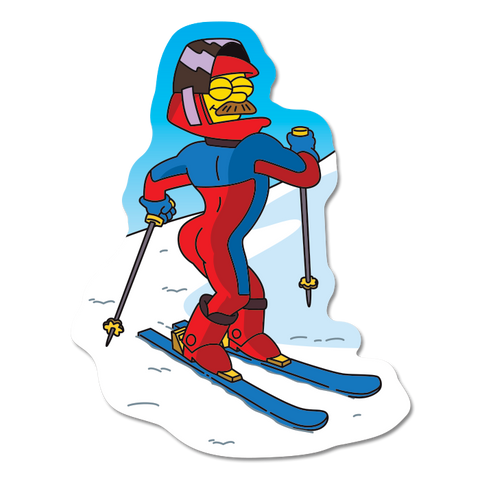 Stupid Sexy Flanders Sticker