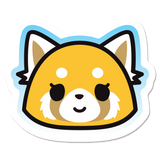 Retsuko Happy Sticker