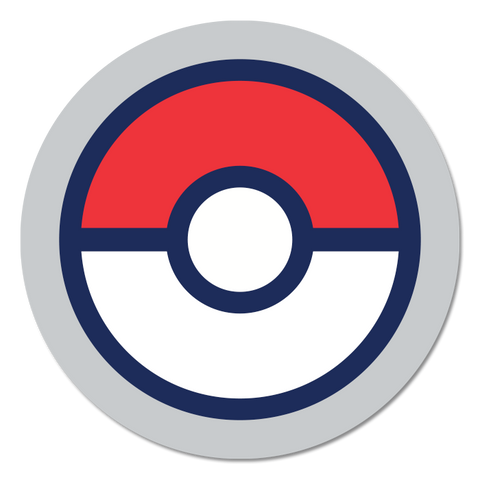 Pokéstop sticker