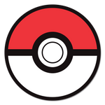 Pokéball sticker