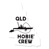 QLD Hobie® Crew Printed Sticker