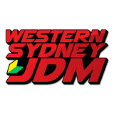 Western Sydney JDM Stacked Sticker