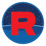 Team Rocket sticker