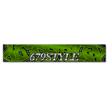 679 Style Windscreen Banners