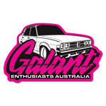 Galant Enthusiasts Australia GD Sedan Stickers