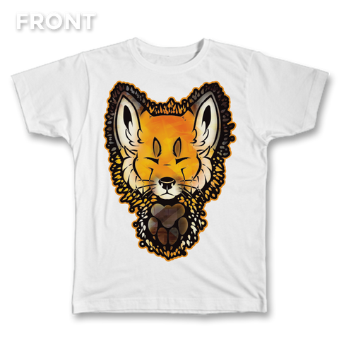 Afterlife Fox Tee