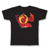 Dizzy Dragon Tee