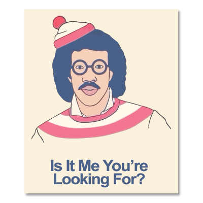 Is It Me You're Looking For?