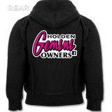 Gemini Owners Two Sided Hoodie