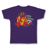 Tech Support Dragon Tee