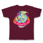 All Dragons Are Gay Tee