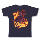Live Deliciously Tee