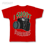 I Shoot Furries Tee