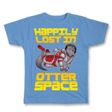 Happily Lost In OtterSpace Tee