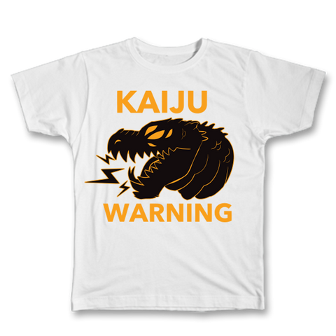 Kaiju Warning Tee