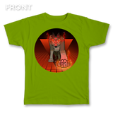 Red Wolf Illusion Tee