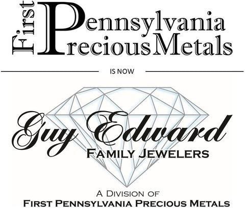 First Pennsylvania Precious Metals D.B.A. Guy Edward Family Jewelers is located at 25 Easton Rd, Warrington, PA 18976.