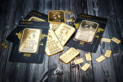 Cash for gold, silver, platinum, palladium bars and coins. Buy, sell, and trade your coins and bullion at Guy Edward Family Jewelers. We pay top dollar for your gold, platinum, and silver coins and bullion.