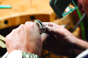 Guy Edward Family Jewelers offers full service jewelry repair in-house.
