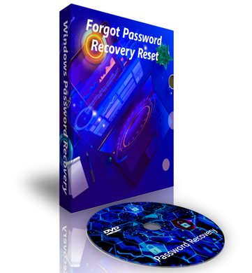 Windows 10 8.1 7 vista xp lost forgot password recovery DVD