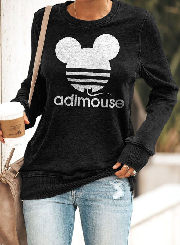Hot Selling Fashion Printed Casual Sweatshirt