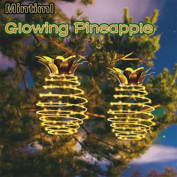 Clearance Price-21.86 Last day-Mintiml Glowing Pineapple