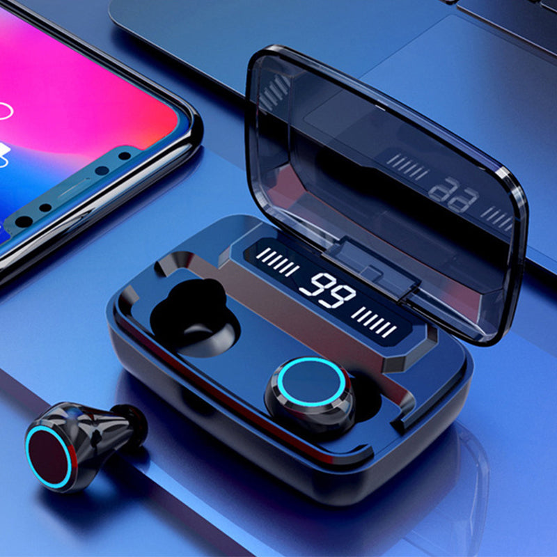 Clearance Price-31.88 Last day-Smart Waterproof 2020 Wireless Touch Earbuds