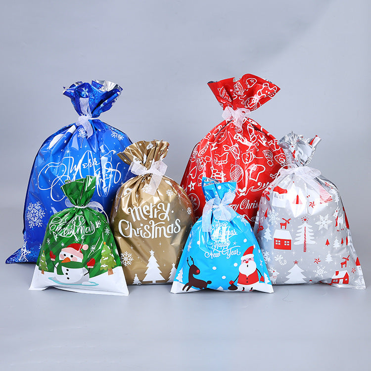 Clearance Price $8.99 LAST DAY- Christmas Drawstring Bag