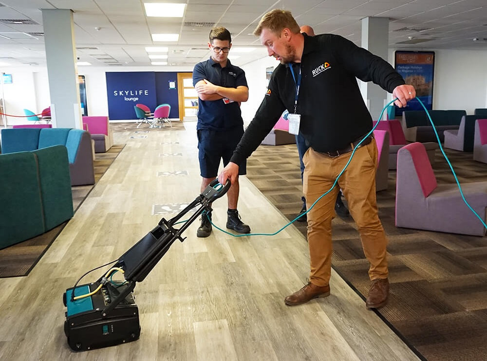 Ruck Engineering - Cleaning Equipment Demonstrations, Darlington, Teesside, Middlesbroug, Sunderland, Newcastle, Durham, Hartlepool, North Yorkshire