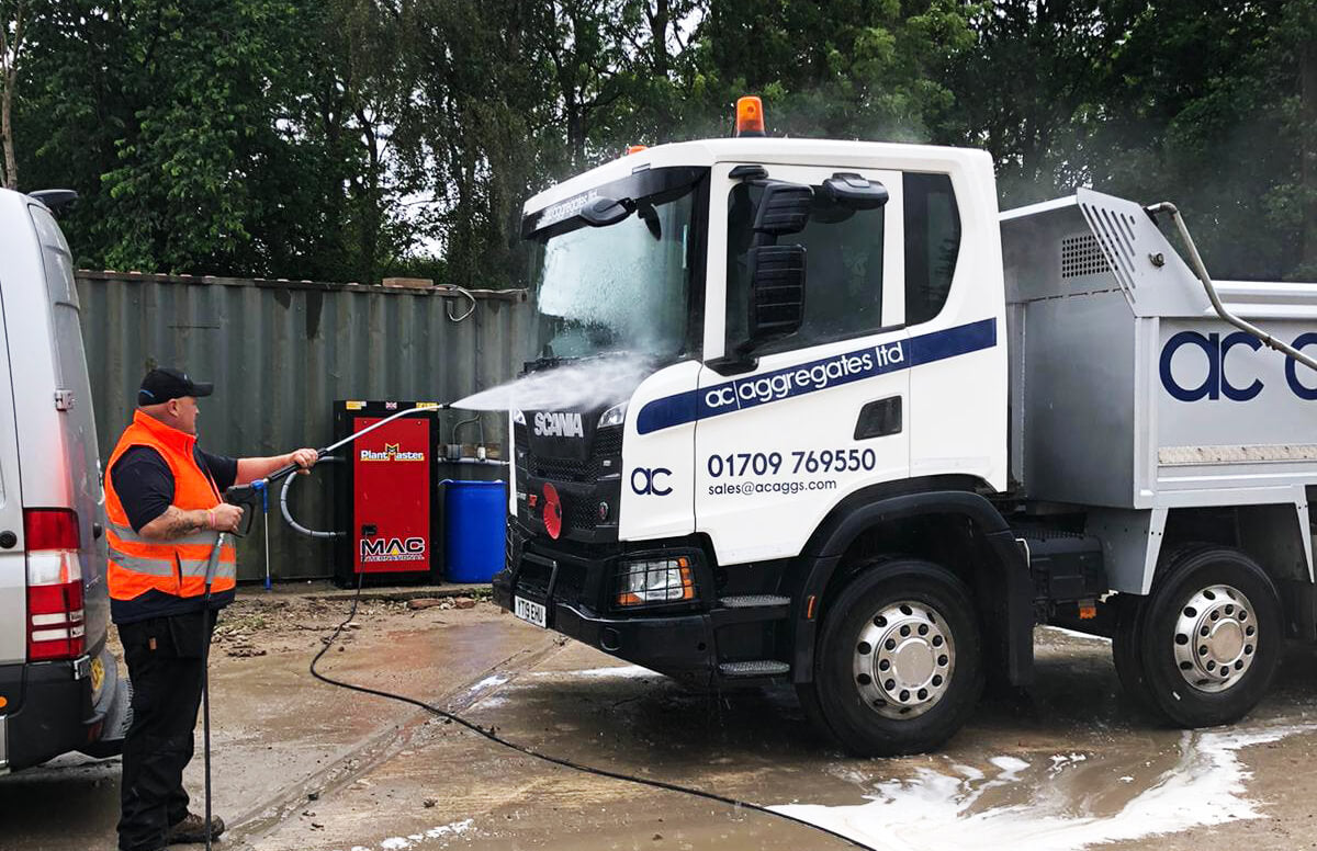 Ruck Engineering Pressure Cleaners, Washers, Industrial Cleaning, Wagon Washing