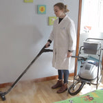 STEAM AND VAC PRO - STEAM AND VACUUM CLEANER - Ruck Engineering