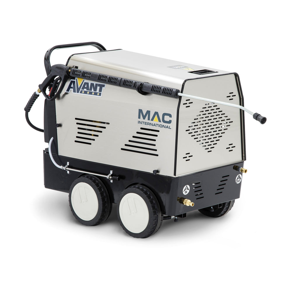 MAC AVANT 15/200, 415v - Ruck Engineering