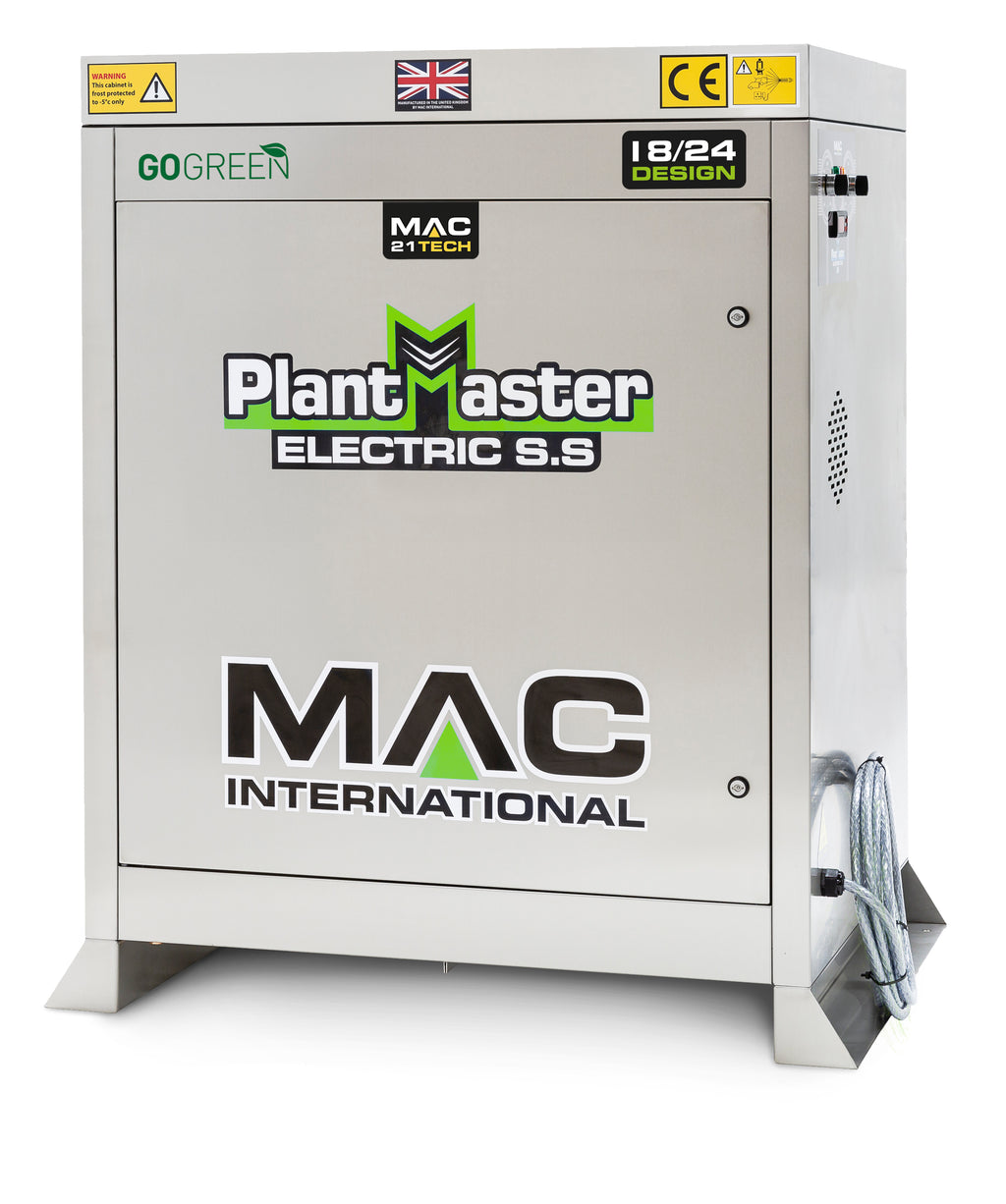 MAC PLANTMASTER S.S. ELECTRIC 18-24