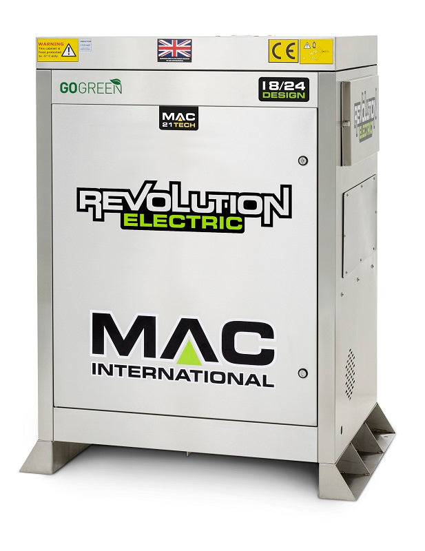 MAC REVOLUTION S.S. ELECTRIC 18-24
