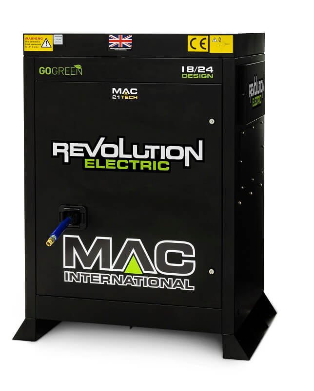 MAC REVOLUTION ELECTRIC 24
