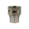 "BRASS QUICK RELEASE COUPLING 3/8"" FEMALE - Ruck Engineering"
