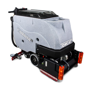 "TOMCAT CARBON 25"" CYLINDRICAL SCRUBBER DRIER - Ruck Engineering"